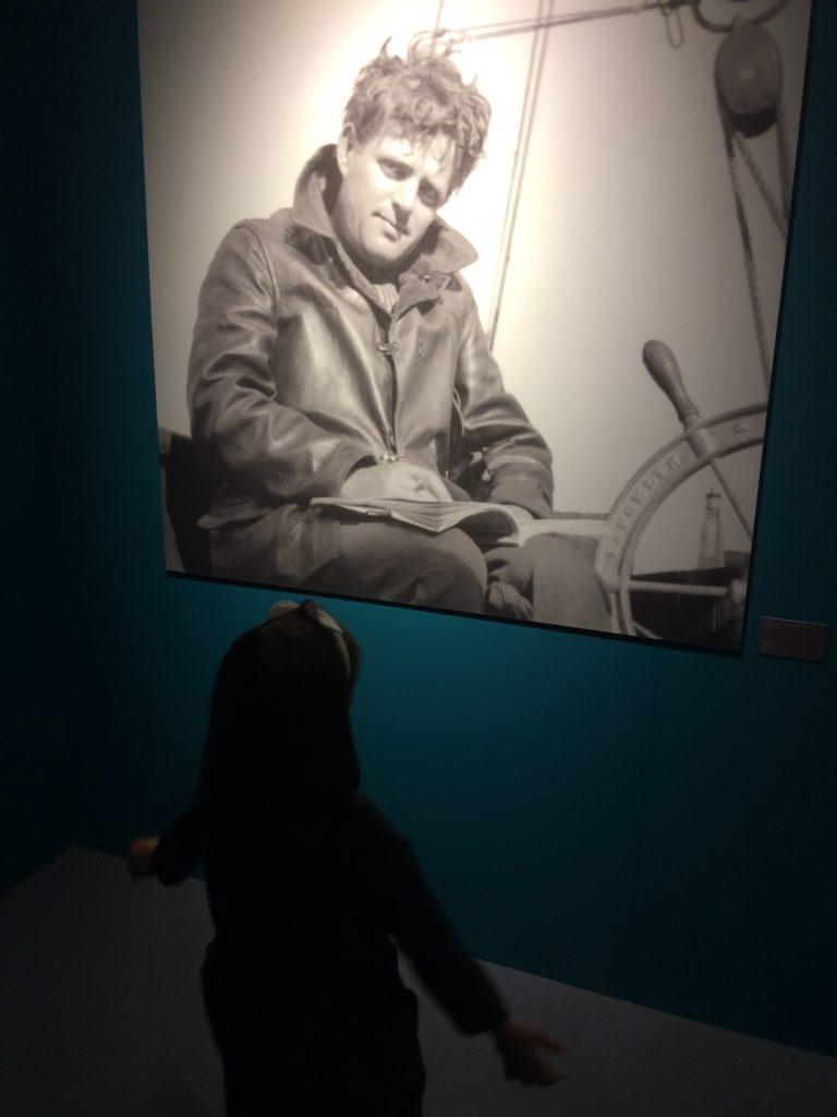 expo Jack London dans le smers du Sud Musée d'aquitaine - idée sortie famille